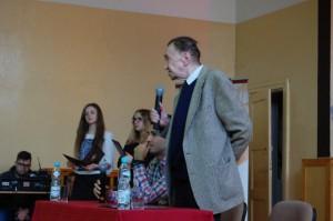 Spotkanie z młodszym i starszym lekarzem - naszymi absolwentami